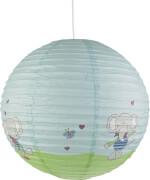 Pendelleuchte Papierballon Lolo Lombardo