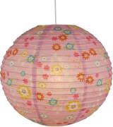 Pendelleuchte Papierballon Bungee Bunny