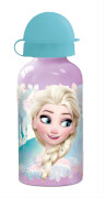 Disney Frozen Aluflasche Lila, 400 ml