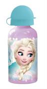 Disney Frozen Aluflasche Lila, 400 ml