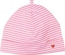 Geschenkset Mütze + Nickituch BabyGlück, rosa, Einheitsgröße