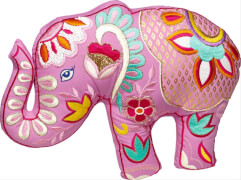 Dekokissen Elefant  Prinzessin Lillifee