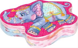 Zauberhandtuch Elefant  Prinzessin Lilli