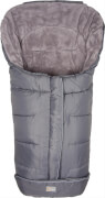 6670-41 Winterfußsack K2 Polyester 200D, grau