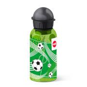 Emsa 518125 KIDS Tritan Trinkflasche Soccer, 0,4 l
