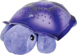 cloud b Einschlafhilfe Twilight Turtle purple, Nachtlicht