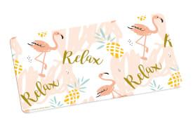 Flamingo Brettchen Relax