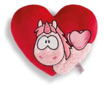Kissen Merry Heart herzförmig