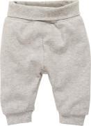 Baby-Umschlaghose Interlock, grau, Gr. 62-86