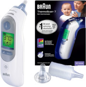 BRAUN ThermoScan 7 mit Age Precision