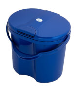 RothoTOP Windeleimer, royal blue perl