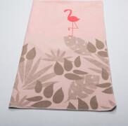 Kinderdecke Dschungel/ Flamingo, 140 x 200 cm