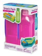 Sistema Snack Pack, sortiert