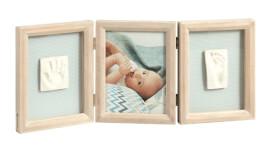 Baby Art Double Bilderrahmen, Eckig, Stormy