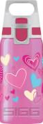 SIGG VIVA ONE Hearts Trinkflasche, 0,5 Liter