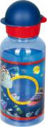 Die Spiegelburg Captn Sharky Trinkflasche Tiefsee (0,4l/Tritan)
