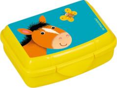 Die Spiegelburg - Freche Rasselbande Mini-Snackbox Pferd, ca. 9,5 x 6,5 x 3,5 cm