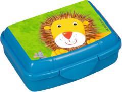 Die Spiegelburg - Freche Rasselbande Mini-Snackbox Löwe, ca. 9,5 x 6,5 x 3,5 cm