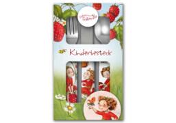 Dahle, Stefanie: Erdbeerinchen Erdbeerfee  Kinderbesteck