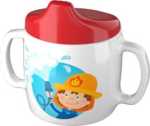 HABA Trinklerntasse Feuerwehr