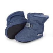 Sterntaler Baby-Schuh tintenbl. mel. Gr.16