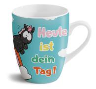 NICI Tasse Theodor Heute ist dein Tag!, 10x9 cm