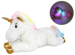 Gute-Nacht Einhorn mit Schlafmelodie und Licht