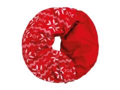 Kinderloop Eisblume rot 120 x 20 cm