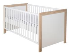 roba Leni 2 Kombi-Kinderbett, 70 x 140 cm, 3-fach höhenverstellbar