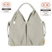 Lässig Green Label Neckline Bag Ecoya® sand