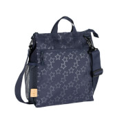 Lässig Casual Buggy Bag Reflective Star navy