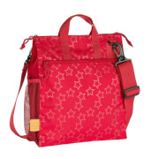Lässig Casual Buggy Bag Reflective Star flaming