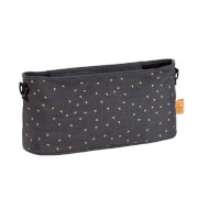 Lässig Casual Buggy Organizer Triangle dark grey