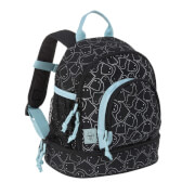 Lässig Mini Backpack Spooky black