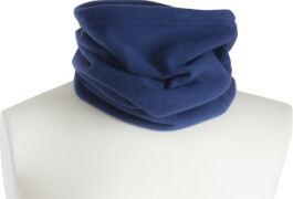 Multifunktionst. Fleece navy (6)
