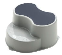 RothoTOP Kinderschemel, stone grey