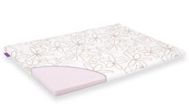 Träumeland LAUFGITTER matratze Basic 71 x 92 x 5 cm passend für Geuther Lucilee+ klein