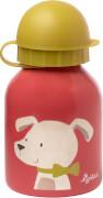 Sigikid 25027 Edelstahl Trinkflasche Hund