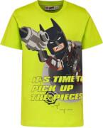 Lego Shirt 1/2 Arm, Batman, Größe 128, grün