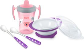 NUK Cup Esslern-Set Girl