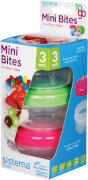 Sistema Mini Bites To Go 3er-Set