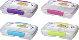 Sistema Lunchbox Small Split, sortiert