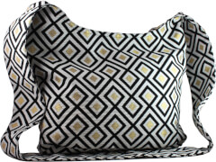 ZipBag (Tasche)- White Gold
