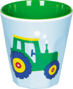 Melamin-Becher Traktor (Wenn ich mal groß bin)