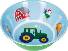 Melamin-Schale Traktor (Wenn ich mal groß bin)