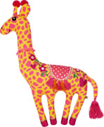 Dekokissen Giraffe Prinzessin Lillifee