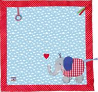 Krabbeldecke Elefant BabyGlück (ca. 100 x 100 cm)
