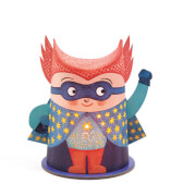 Mini Schlummerlichter: Supermann