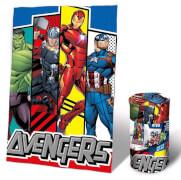 Avengers Fleece-Decke (150 x 100cm)