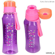 Depesche 10535 TOPModel Trinkflasche, lila